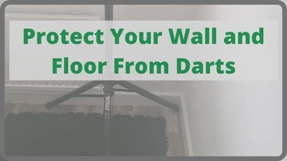 Protect Your Wall and Floor From Darts